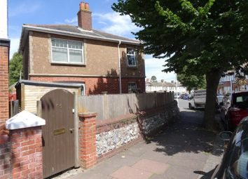 Thumbnail 1 bed flat for sale in Kingsland Road, Broadwater, Worthing