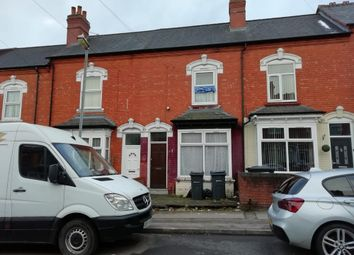 3 bed terraced house for sale in Evelyn Road, Sparkhill, 3 Bedroom Terrace B11