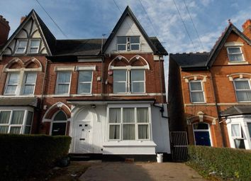 Thumbnail 1 bed property to rent in Albert Road, Stechford, Birmingham