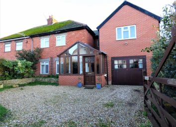 Thumbnail 3 bedroom semi-detached house for sale in Parkmead Road, Weymouth