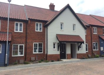 Thumbnail 2 bed town house to rent in Taylors Square, Poringland, Norwich