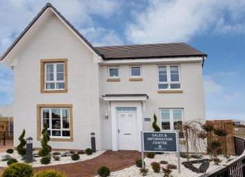 "Thumbnail 4 bed detached house for sale in ""Balmoral"" at Woodlands Grove, Lower Bathville, Armadale, Bathgate"