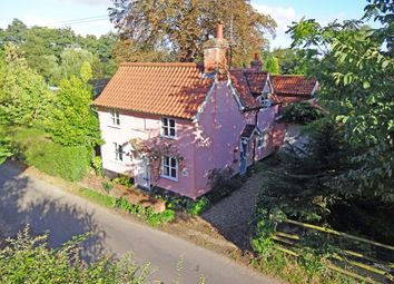 Thumbnail 3 bed detached house for sale in Barrack Lane, Lower Ufford, Woodbridge