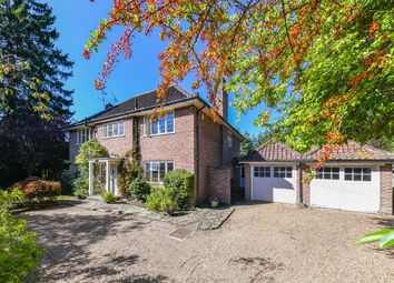 Thumbnail 4 bed detached house for sale in Broomfield Park, Ascot