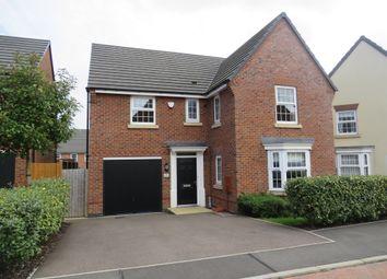 Thumbnail Detached house for sale in Chippenham Close, Wellingborough
