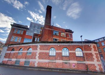 Thumbnail 1 bed flat for sale in Junior Street, Leicester