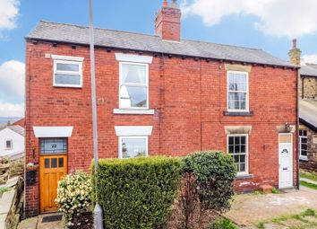2 bed semi-detached house for sale in Ring O' Bells Yard, Horbury, Wakefield WF4