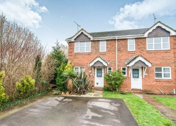Thumbnail 3 bed semi-detached house for sale in Barbel Avenue, Basingstoke