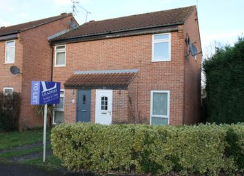 Thumbnail 2 bed end terrace house to rent in Woodstock Close, Horsham