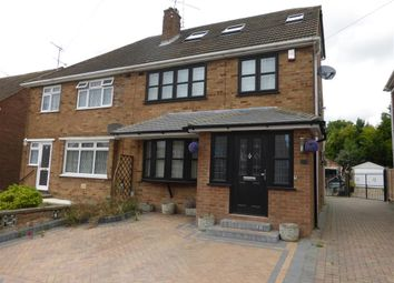 Thumbnail 5 bedroom semi-detached house for sale in Hill Rise, Luton