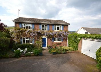 Thumbnail 6 bed detached house for sale in Bennetts Hill, Sidmouth, Devon
