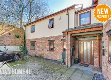 Thumbnail 1 bed semi-detached house for sale in Fellows Lane, Caergwrle, Wrexham