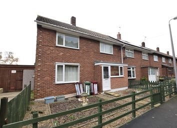 Thumbnail 3 bed end terrace house for sale in Margaret Avenue, Keadby, Scunthorpe