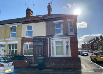 Thumbnail 3 bed end terrace house for sale in 34 Ribble Road, Stoke, Coventry