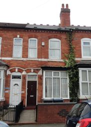 Thumbnail 2 bed terraced house for sale in Hamilton Road, Handsworth, Birmingham, West Midlands
