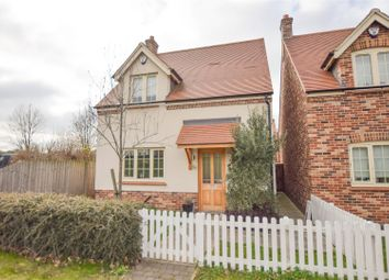 Thumbnail 3 bedroom detached house to rent in Brinkley Road, Dullingham, Newmarket