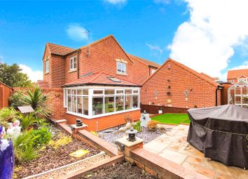 Thumbnail 3 bed detached house for sale in Risholme Way, Hull