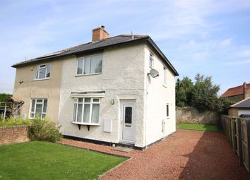 Thumbnail 3 bed semi-detached house for sale in Town Green, Manfield, Darlington, North Yorkshire
