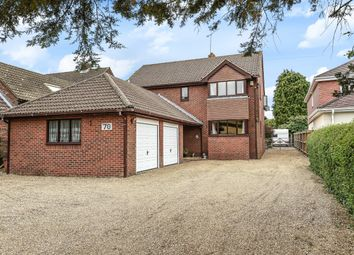 Thumbnail 4 bed detached house for sale in Downhouse Road, Clanfield