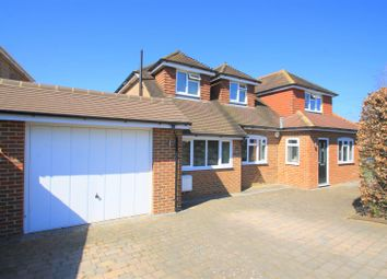 Thumbnail 4 bed detached house for sale in Kings Barn Lane, Steyning