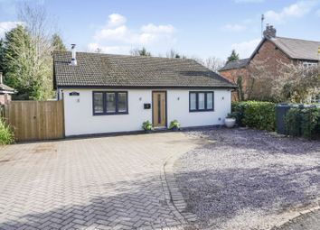 Thumbnail 4 bed detached bungalow for sale in Shrewley Common, Warwick