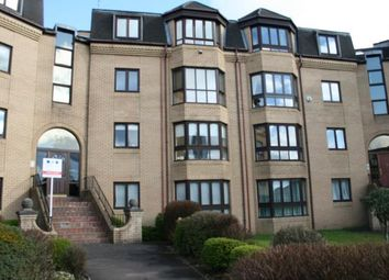 Thumbnail 1 bedroom flat to rent in Hughenden Lane, Glasgow