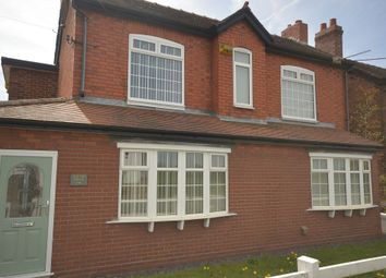 Thumbnail 4 bed detached house to rent in Newcastle Road, Blakelow, Nantwich