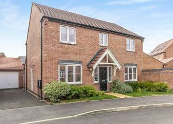 Thumbnail 4 bedroom detached house to rent in Prince George Avenue, Oakham