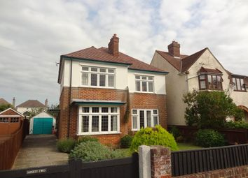 Thumbnail 3 bed detached house for sale in Meon Road, Bournemouth