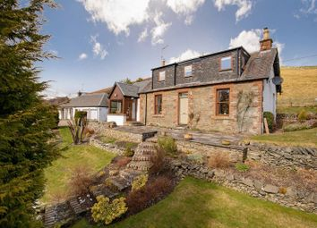 Thumbnail 3 bed detached house for sale in Orchard Walls, Traquair, Innerleithen