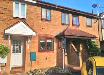 Thumbnail 2 bedroom terraced house for sale in Chattisham Close, Stowmarket
