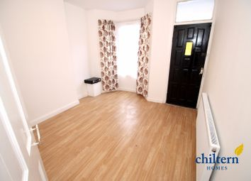 Thumbnail 3 bed terraced house to rent in Beech Road, Luton