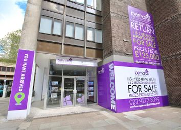 Thumbnail 2 bed flat to rent in Isambard Brunel Road, Portsmouth