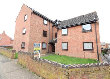 Thumbnail 1 bed flat for sale in Manton Court, Grove Road, Rushden