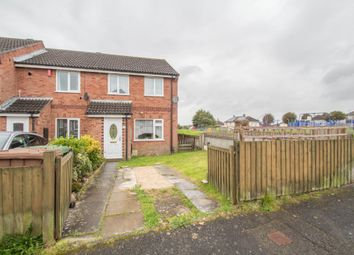 Thumbnail 3 bed end terrace house for sale in Yeo Close, Plymouth