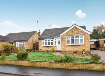 Thumbnail 3 bed bungalow for sale in Fairway, Market Harborough, Leicestershire