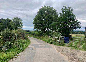 Thumbnail Land for sale in Hever Road, Hever, Edenbridge
