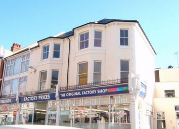 Thumbnail 2 bed flat to rent in St Leonards Road, Bexhill-On-Sea, East Sussex