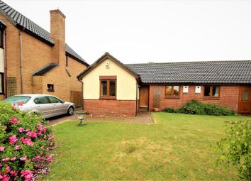Thumbnail 2 bedroom semi-detached bungalow for sale in Plumian Way, Balsham, Cambridge