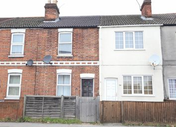 Thumbnail 2 bed terraced house to rent in Church Road, Earley, Reading
