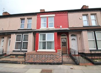 Thumbnail 3 bedroom terraced house for sale in Moore Street, Bootle