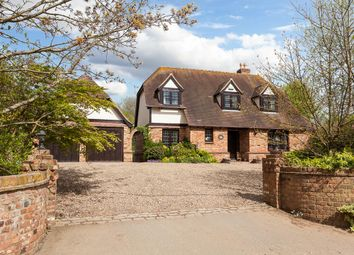 Thumbnail 4 bed detached house for sale in West Street, Hunton, Kent