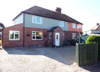 Thumbnail 4 bedroom semi-detached house for sale in Burnham Market, King's Lynn, Norfolk