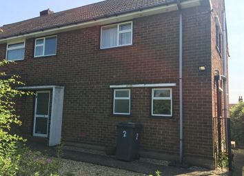 Thumbnail 3 bed semi-detached house to rent in Lathkill Grove, Tibshelf, Alfreton