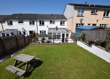 Thumbnail 4 bed terraced house for sale in St. Marys Road, Lanstephan, Launceston