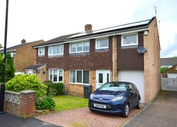 Thumbnail 4 bed semi-detached house for sale in Twitchill Drive, Sheffield