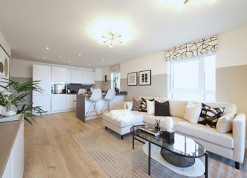 Thumbnail 2 bed flat for sale in 96 Riverside House, Endle Street, Southampton