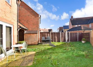 Thumbnail 3 bed semi-detached house for sale in Crossways, Sittingbourne, Kent