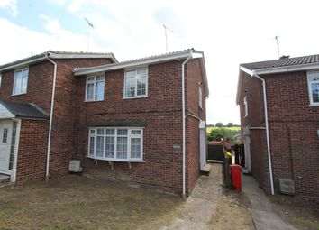 Thumbnail 3 bed end terrace house to rent in Leam Close, Colchester