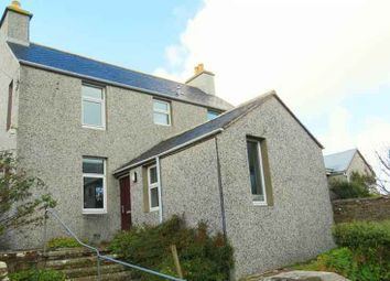 Thumbnail 2 bed detached house for sale in 24 Hillside Road, Stromness